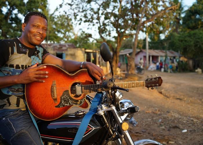 Toni Tomas Bachata Haiti