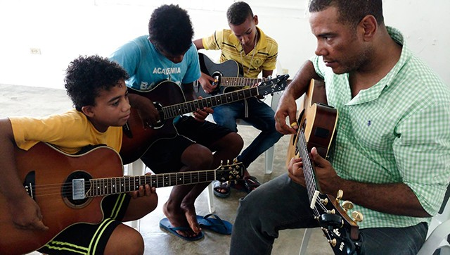 Martires de Leon Bachata Academy